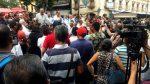Mando Único desaloja en su totalidad del Palacio de Gobierno a integrantes del FAM