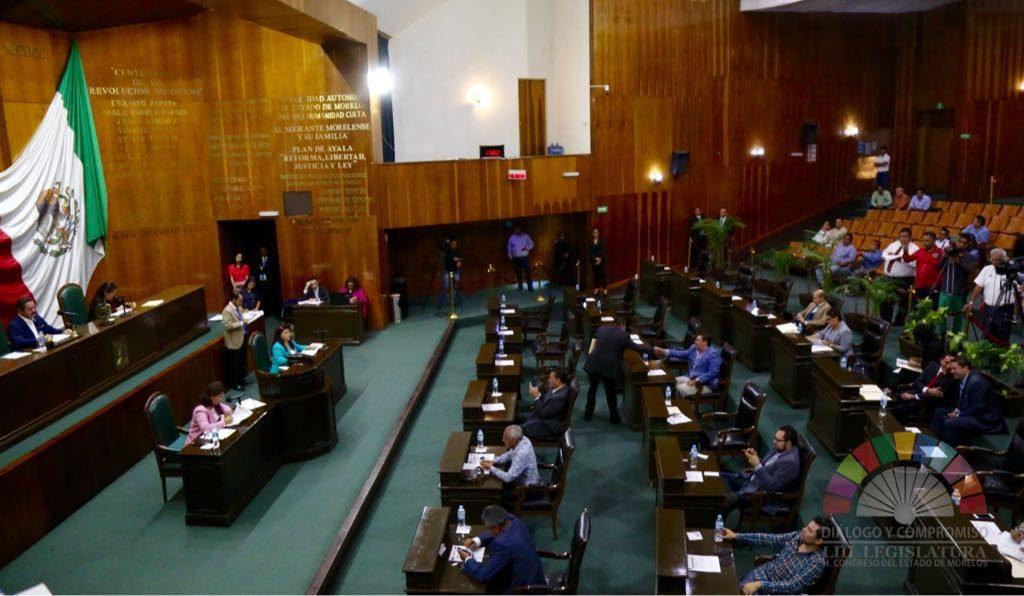 Modifican diputados ley de catastro municipal