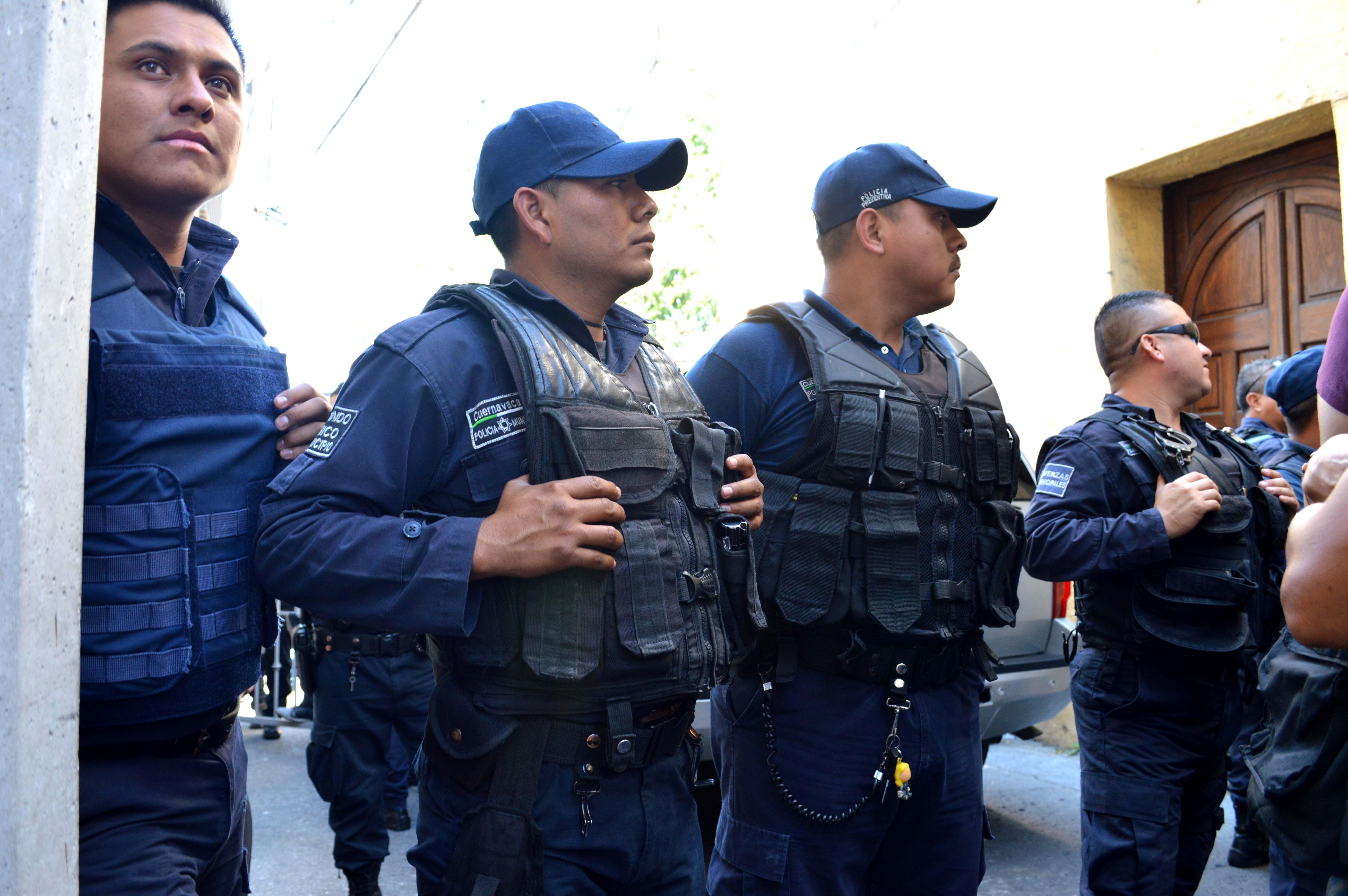 Siguen en funciones policías de Emiliano Zapata qu…