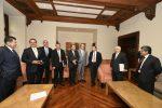 Piden gobernadores del PRD a gobierno federal evitar recortes a rubros sociales