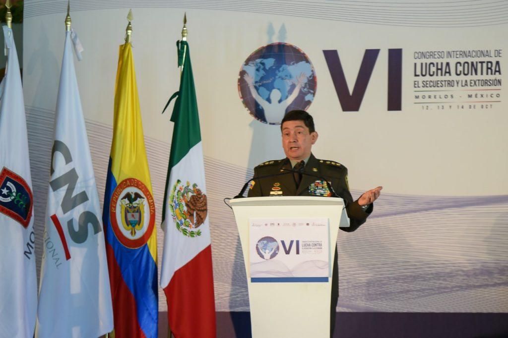 Morelos ha reducido de manera importante el secuestro: Policía Nacional de Colombia