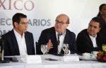 Sale Morelos del estancamiento económico: Graco Ramírez