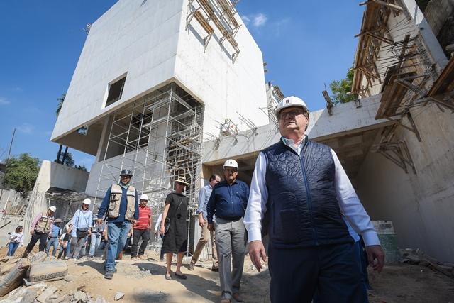"""El museo """"Juan Soriano"""" posiciona a Morelos en el mapa de los grandes museos: Graco Ramírez"""