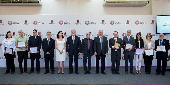 Morelos se consolida como la entidad de la economía del conocimiento: Graco Ramírez