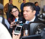 Lamentable y grave la situación que vive el gremio periodístico en el país: Dip. Javier Bolaños Aguilar