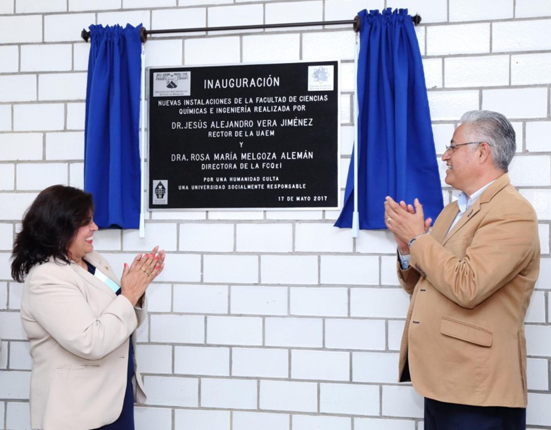 Inaugura UAEM edificios de la Facultad de Ciencias…