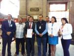 Promueven diputados del G10  acción de inconstitucionalidad por reforma electoral