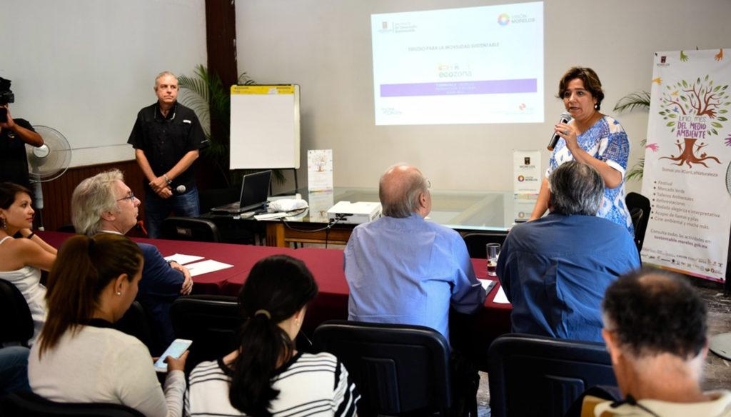 Presentan propuestas técnicas para mejorar la movilidad en la Ecozona