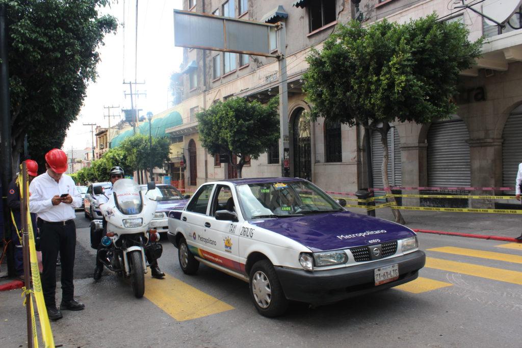 Reabren avenida Morelos a la circulación
