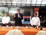 Pide licencia diputado Víctor Caballero, para contender por gubernatura