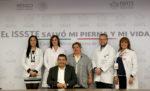 Salvan médicos del ISSSTE  pierna y vida a paciente con pie diabético y gangrena venosa